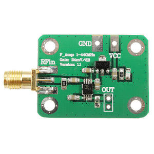 Image 1 - AD8310 0,1 440MHz High speed H frequenz RF Logarithmische Detektor Power Meter Für Verstärker