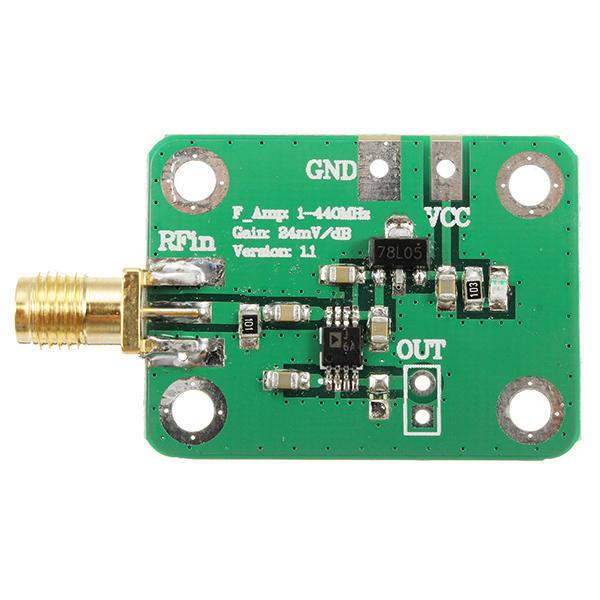 AD8310 0,1 440MHz High speed H frequenz RF Logarithmische Detektor Power Meter Für Verstärker
