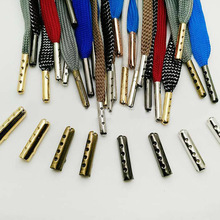 4 шт., мужские и женские наконечники для шнурков, сменные мужские Т-образные наконечники для шнурков, круглые аксессуары для шнурков DIY