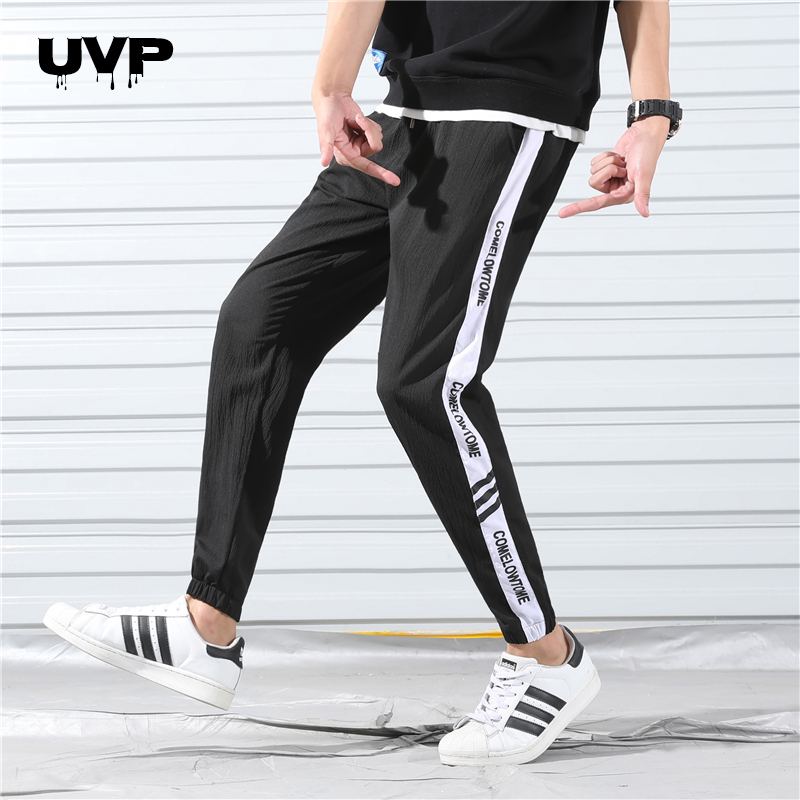 Mens Sweatpants Joggers Tracksuit Trousers Casual Pants Streetwear Sports Track Pants Male Men's Trousers 2020 New Gym Clothing