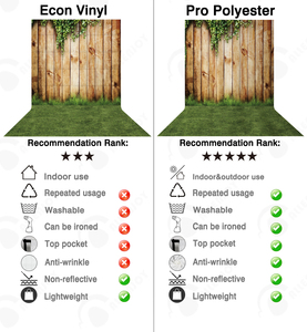 Image 5 - Allenjoy Spring Photography Backdrops Easter Grass Ivy Park Wooden Wall Background For Photo Studio Photocall Photophone Fond