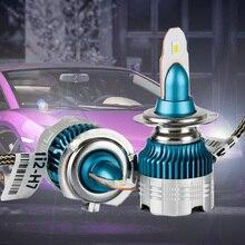2019 H4 H13 9004 9007 PSX24 PSX26  Flip Chips Car Led Headlight 6000k white Auto Fog light Headlamp Bulb Car Styling 50W 2018 led h7 dual color auto headlight p13w 3000k 6000k car styling 36w 4000lm d1 d2 d3 d4 psx24 psx26 car light headlamp led