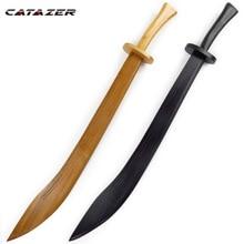 Swords Wooden Wushu Bamboo CATAZER Unique