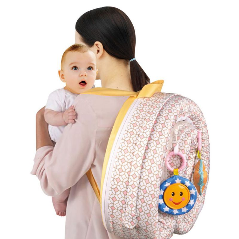 Baby Crib Multi-function Bed Foldable Detachable Mummy Bag Newborn Portable Baby Bed Baby Nest Bed Travel Bed Portable Baby Bed