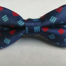 Neckties-Tie Bow-Tie Baby Baby-Boys-Girls Cord Elastic Bowknot Printed Butterfly Polyester