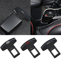 1 шт. Универсальный Автомобильный Безопасность пряжки ремня клип сиденья пробка на ремне для Sline s-образная Audi A3 A4 A4L A6L TT Q3 Q5 Q7 A5 A7 S3 S4 S5 S6 RS3