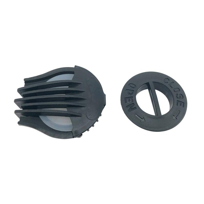 1/5pcs Mask Breathing Valve Environmentally Friendly Materials Mask Breathing Valves Replaceable Cycling Mask Breathing Valve