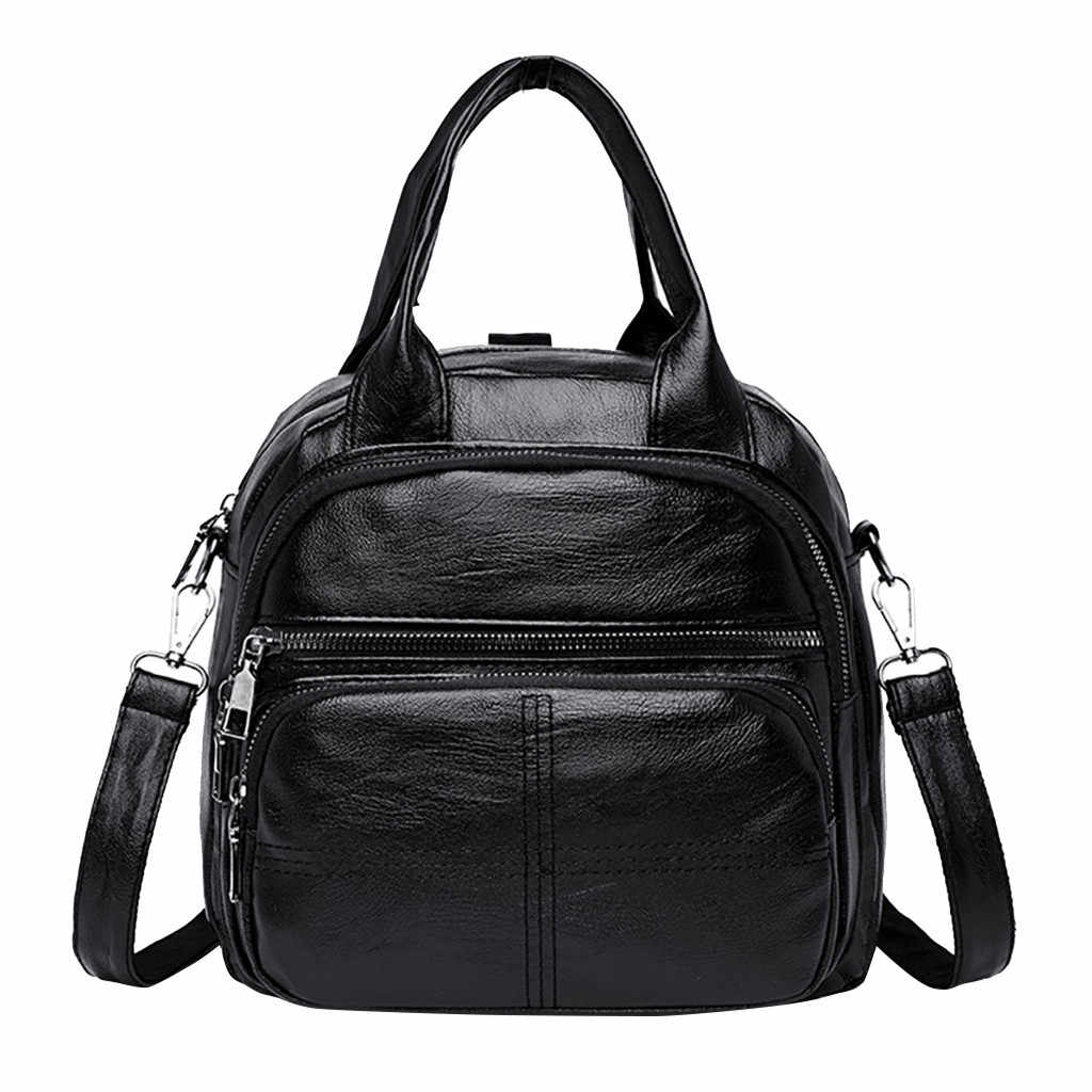 Mode Frauen Mini Rucksack PU Leder College Schulter Satchel Schule Rucksack Damen Mädchen Casual Reisetasche mochilas mujer