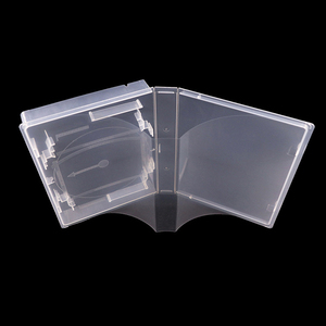 Image 4 - 10 pièces universel boîte transparente jeu carte cartouche CD DVD étui de protection pour N64/S N E S/sega Genesis/Mega Drive