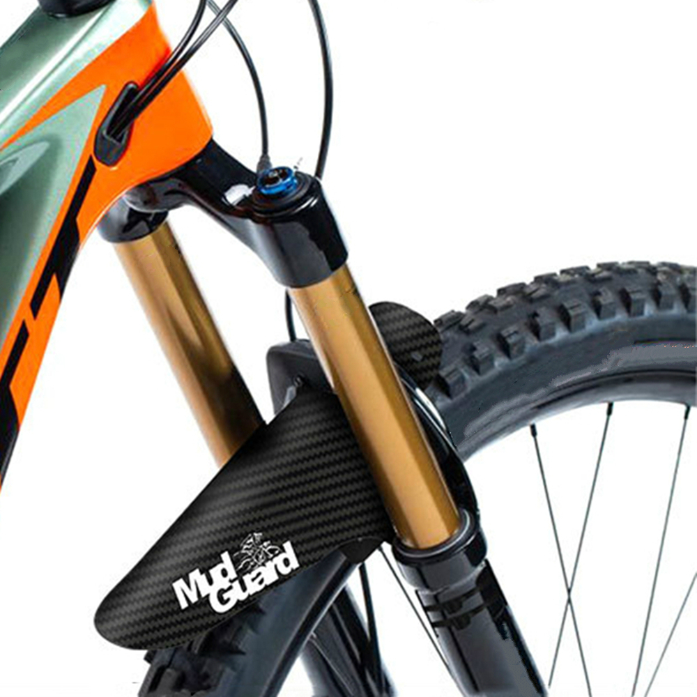 Front//Rear Tire Wheel Fenders Carbon Fiber MountainBicycle Road Cycling Mudguard