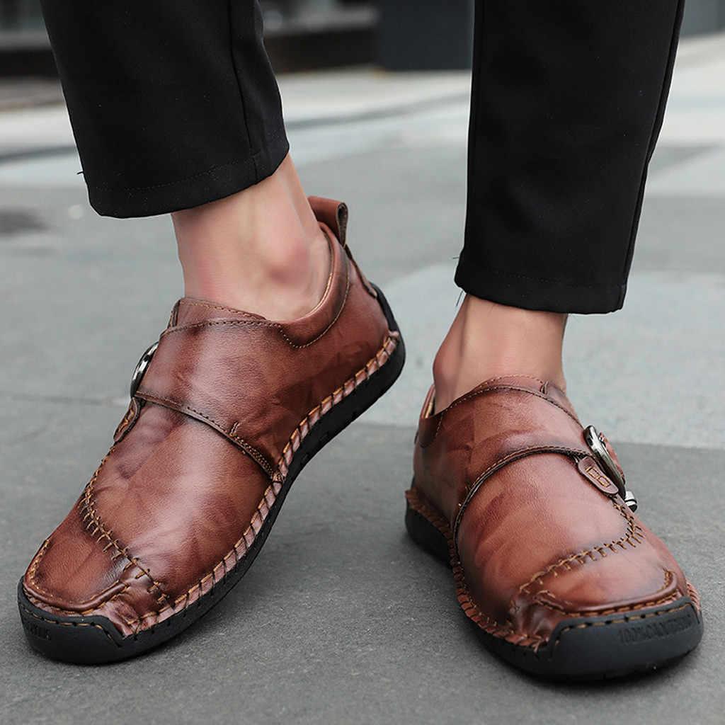 Giày Nam Thời Trang Mới Giày Zapatos De Hombre Cao-TOP Nam Velvetshoes Cao-TOP Ngoài Trời Thường Ngày đồng Hồ Nam Siêu Lightshoes