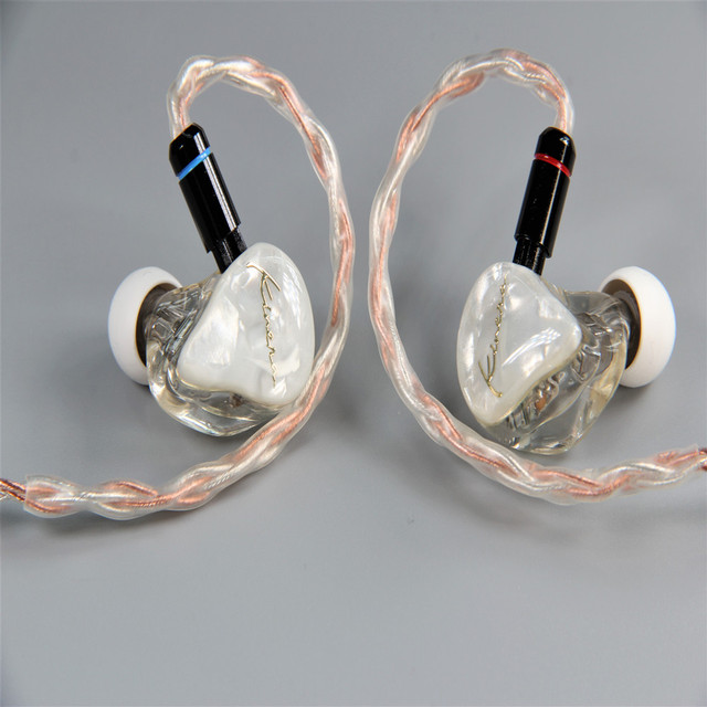2020 KINERA IDUN In Ear Earphone 2BA+1DD Hybrid 3 Unit DJ HIFI Headset Monitor Earphone With 2Pin Detachable Cable Resin IEM