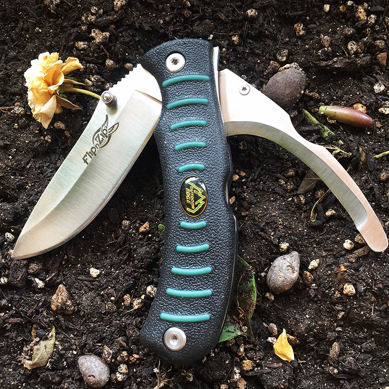 [Watchman W012] hunting knife Folding Knife Skinner Blade 2 blades Knives Camping Survival Hunting Tactical Knife EDC Tools|Knives| |  - title=