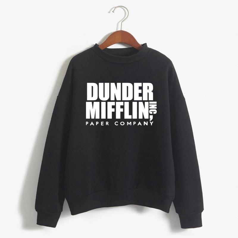 Tops The Office Tv Hoodie Men Women Dunder Mifflin Inc Paper Company Wernham Hogg TV Show Michael Scott Space Sweatshirt 14