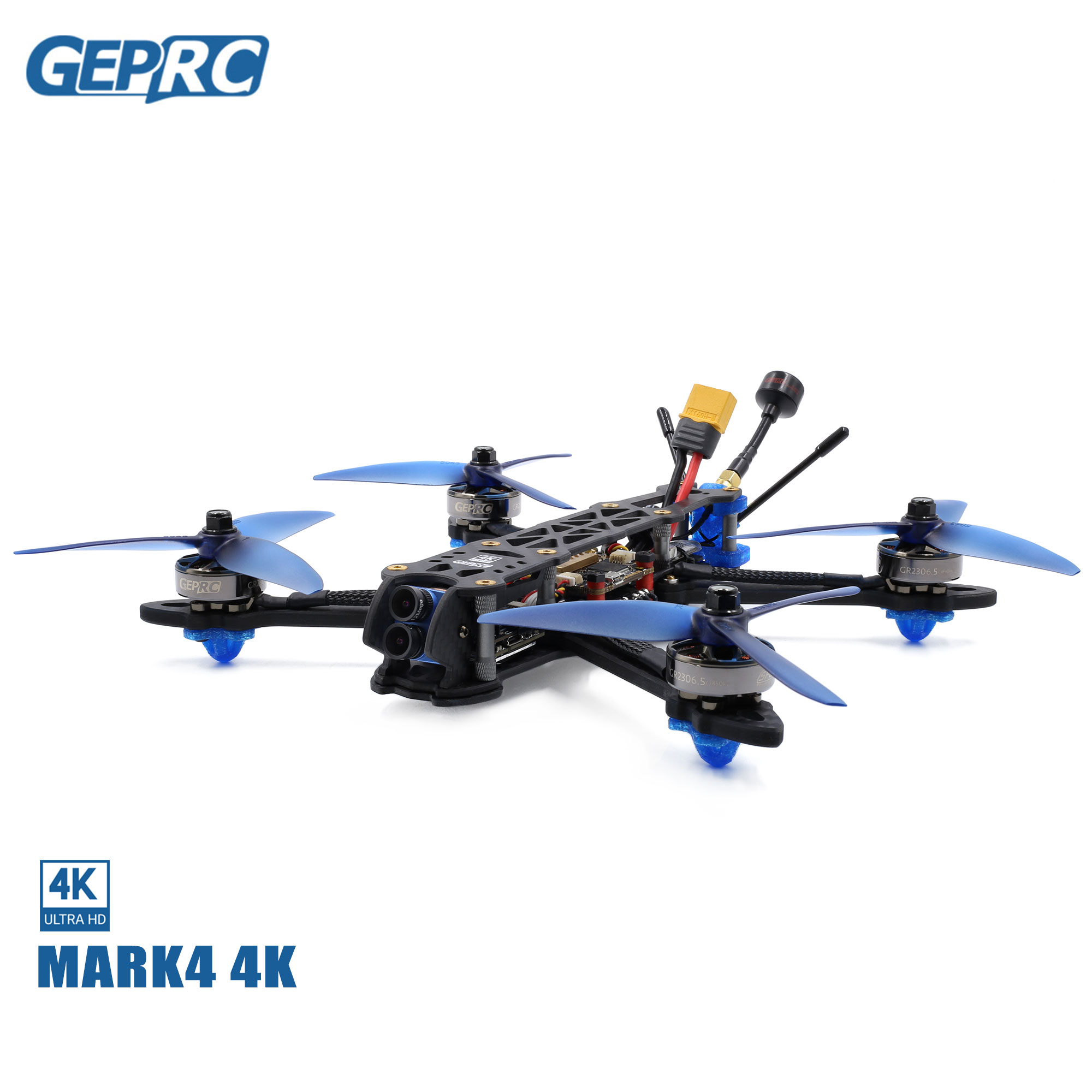 GEPRC MARK4 4K Tarsier V2 4-6S FPV Drone BNF GR2306.5 224mm FPV Freestyle Frame With SPAN-F722-VTX For FPV RC Drone