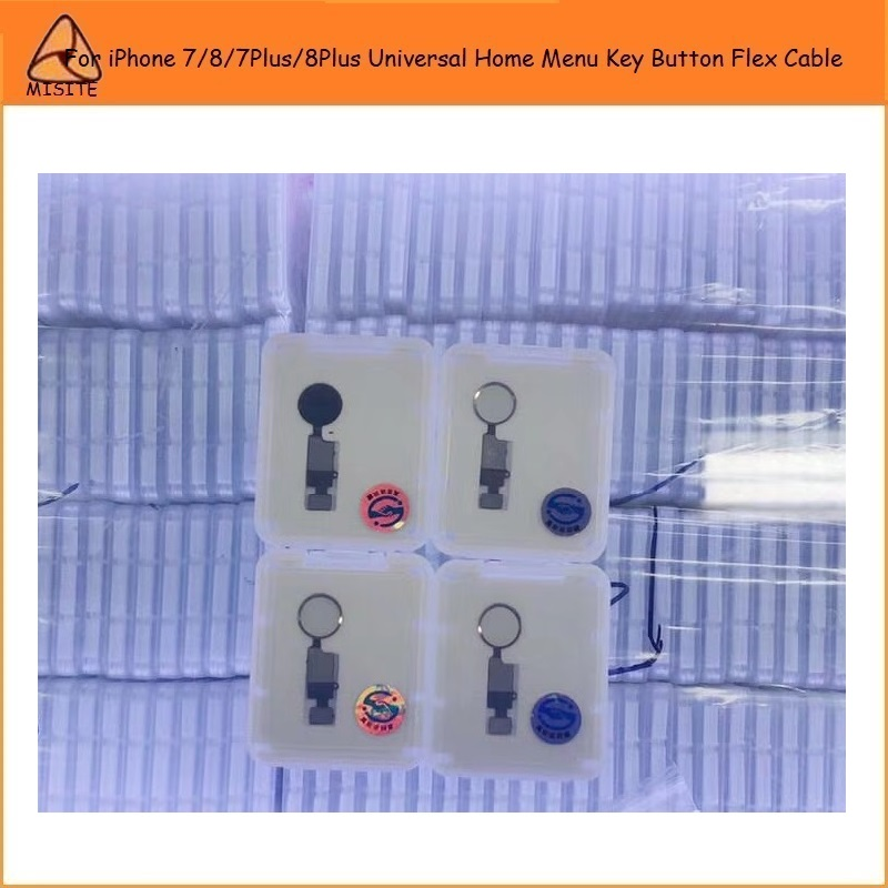 1PC End Edition Universal Home Button Flex For I Phone 7 8 Plus/7P/8P/7G/8G Home Menu Key Return Button Flex With Back Function