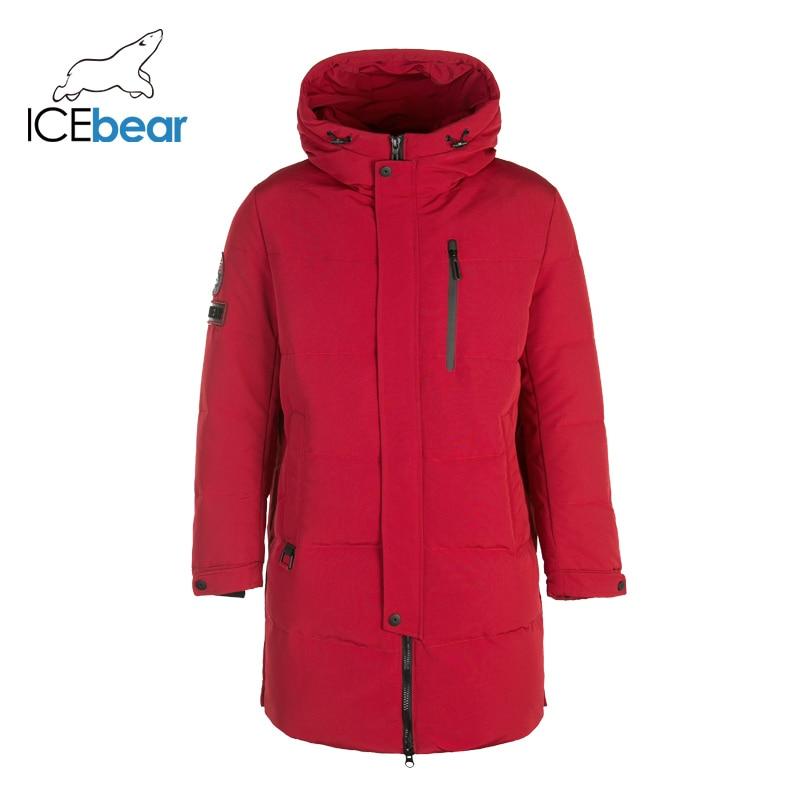 ICEbear 2019 new mens down coat high quality warm clothing brand apparel YT8117100