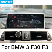 For BMW 3 Series F30 F31 2013~2016 NBT Car multimedia Player Radio GPS Android Navigation AUX Stereo touch screen original style