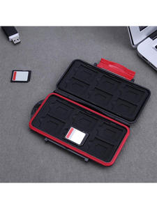 All-In-One-Storage Memory-Card-Case Box-Cases Cards-Box-Holder Sdxc/tf-Cards Shockproof