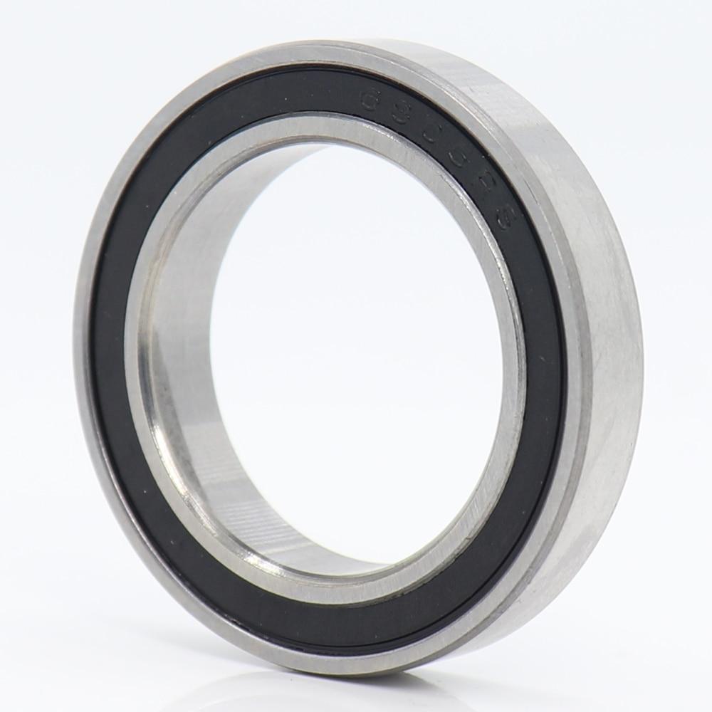 5 PCS 95x120x13 mm Metal Rubber Ball Bearing Bearings BLACK 6819RS 6819-2RS