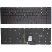 English-Keyboard Nitro AN515-51 Acer Backlit for 5-an515/An515-51/N17c1/..