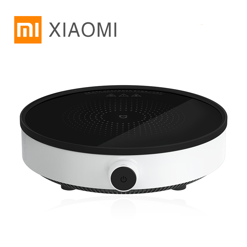 XIAOMI MIJIA Induction Cooker Youth Edition Smart Electric Oven Plate Creative Precise Control Cookers Hob Cooktop Plate Hot Pot