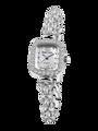 Itália marca Royal Crown Jóias Assista 1514B Diamante Japão MIYOTA relógio de platina pulseira versão Coreana do sexo feminino moda
