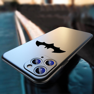 For iphone 11 Pro Max 6 S 7 8 6s Plus Case For iphone X XS XR 7Plus 8Plus XS Max SE 2020 Apple Cases Hard Batman Phone Cover