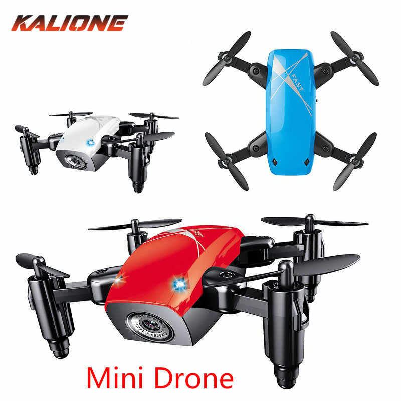S9 พับได้ Mini drone กล้อง Drone Micro Drone RC เฮลิคอปเตอร์กล้อง HD ความสูงถือ Wifi FPV Quadcopter dron