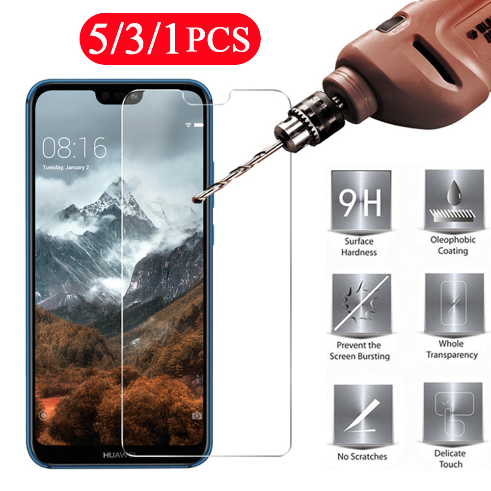 5/3/1 шт. для huawei P20 P30 pro P40 lite E P40 pro plus Защитная пленка для экрана мобильного телефона, защитная пленка на стекло смартфона