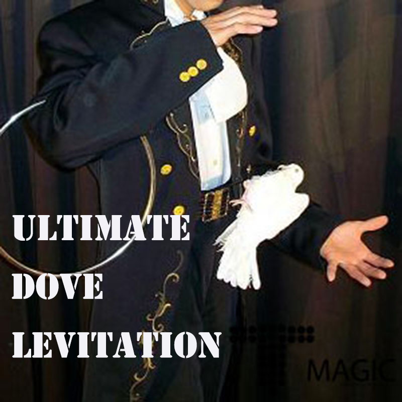 Ultimate Dove Levitation Magic Tricks Magician Stage Illusions Gimmick Props Accessories Mentalism Floating Trucos De Magia