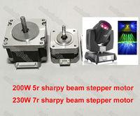 7R do feixe 230W Movendo A Cabeça Feixe Sharpy 200W 5r motor de passo 2ph peças de Iluminação DJ levou feixe feixes 7r luzes de boate|Efeito de Iluminação de palco| |  -