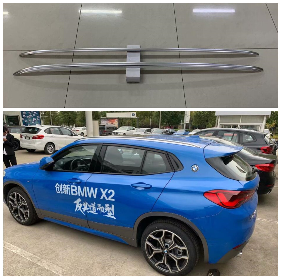 High Quality Brand New Car Roof Racks Luggage Rack Fit For BMW X2 F39 2018 2019