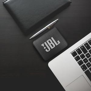 Image 5 - JBL GO2 altoparlante Wireless Bluetooth IPX7 altoparlanti portatili da esterno impermeabili batteria ricaricabile con porta Mic 3.5mm Sport Go 2