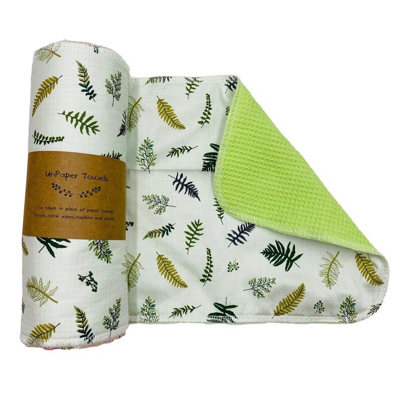Купить альтернативное бамбуковое бумажное полотенце моющееся натуральное