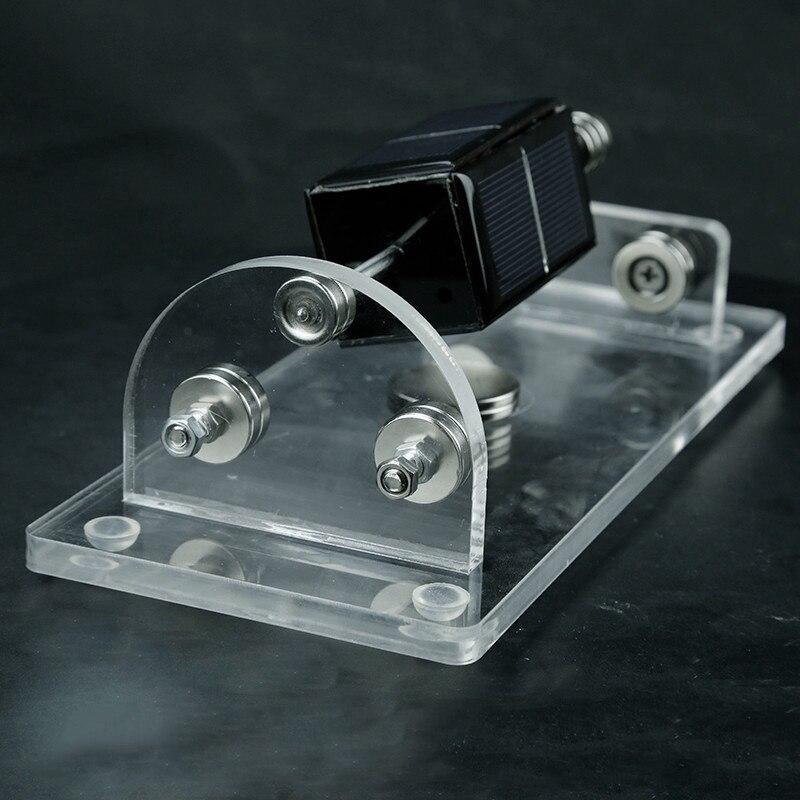 Xd quente suspensão magnética brinquedos motores solares