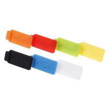 Dustproof prevention for PC Notebook 5 PCS Standard USB Dust Plug Port Charger Cover Jack Interface