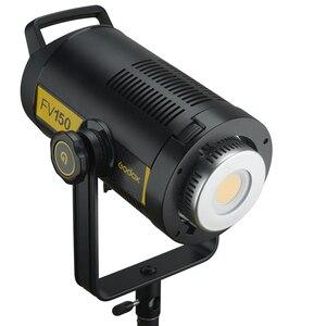 Image 4 - Godox FV150 150 ワット高速同期フラッシュ Led ライト in 内蔵した 2.4 グラムワイヤレス受信機 + リモートキヤノンニコン