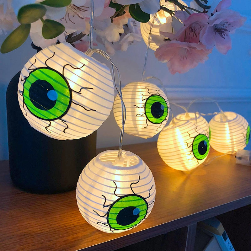Decor Halloween String Lights Night Light Holiday Gifts Child 1.15M 10LED Lights Home Party Decoration Holiday String Light Hall