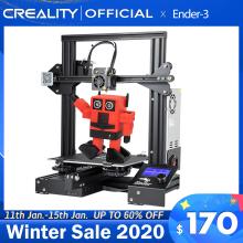 Masks-Kit Hotbed 3d-Printer Upgraded CREALITY Optional Ender-3/ender-3x Resume Power-Failure-Printing