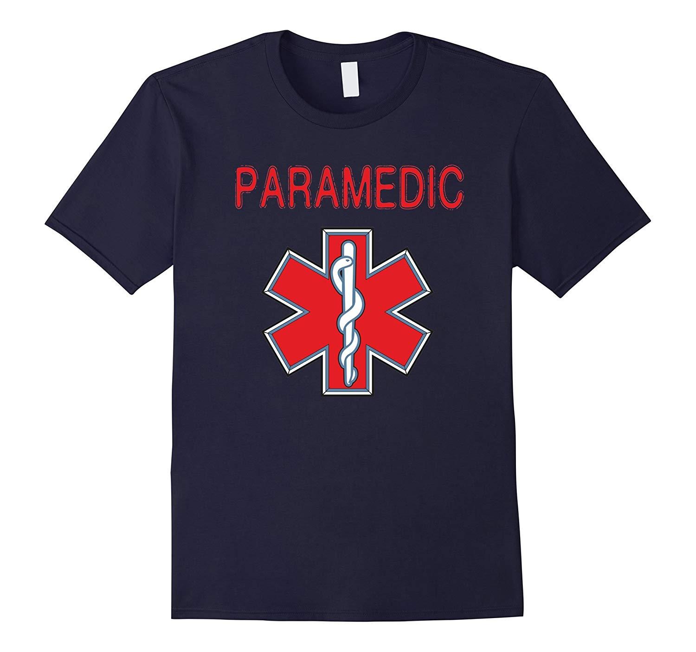 Paramedic EMT EMS Ambulance Emergency Medical Men's T Shirt