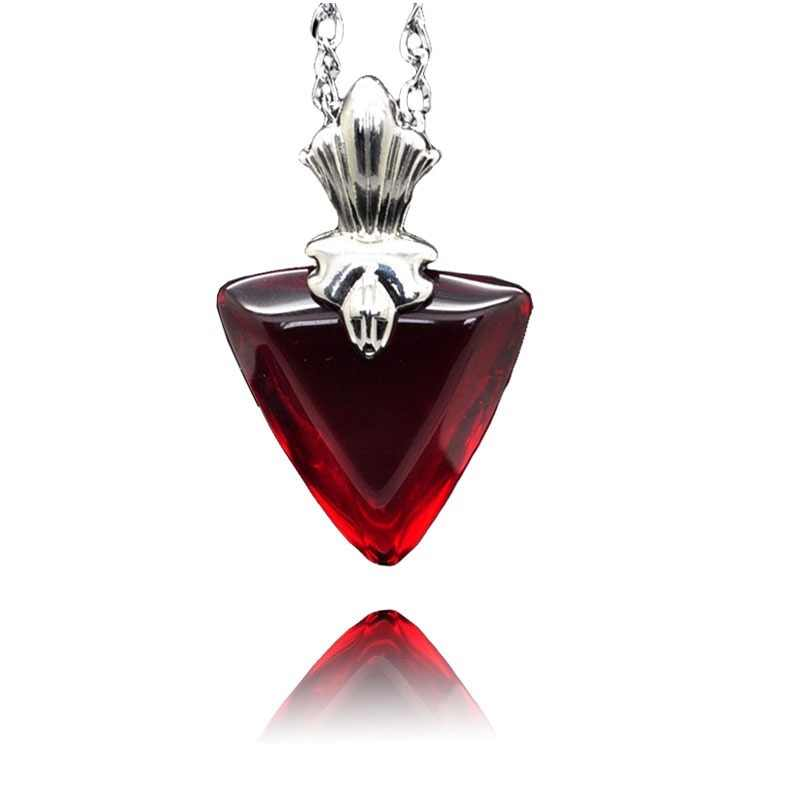 Cartoon Anime Game Fate / Stay Night Perifere Ketting Rin Tohsaka Cosplay Props Accessoires Hart Ketting Gift