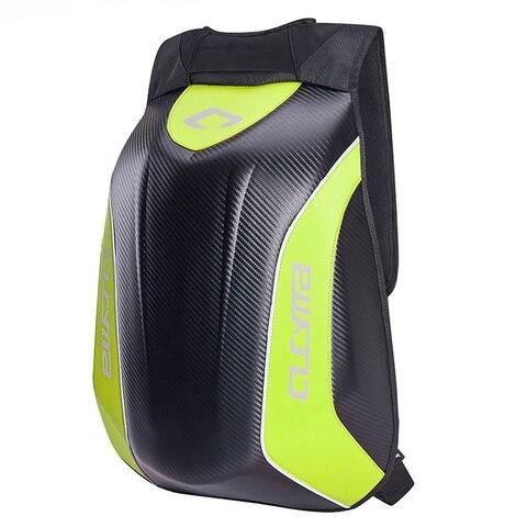cucyma saco da motocicleta a prova dwaterproof agua motocicleta mochila de fibra carbono motocross equitacao