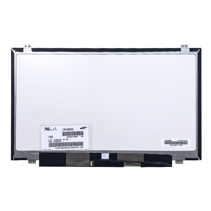14.0'' Laptop Lcd Screen 1600*900 40pin HD+ B140RW02 V.1 B140RTN03.1 LP140WD2 (TL)(B1) LTN140KT03 For Thinkpad  T420 T430
