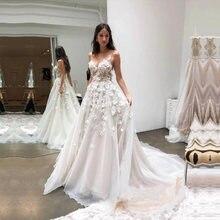 2021 элегантное платье с v образным вырезом Спагетти ремешки