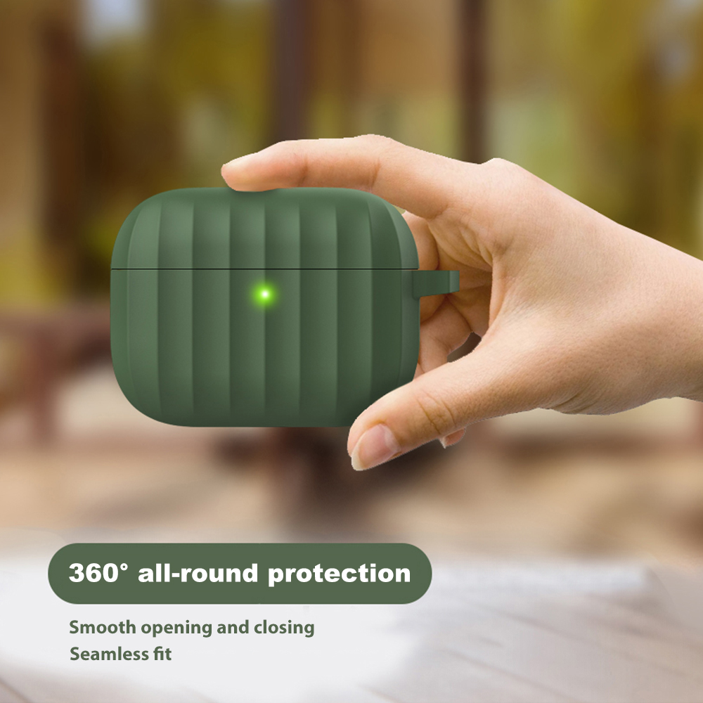 Anti-drop Silicone Case for AirPods Pro 4