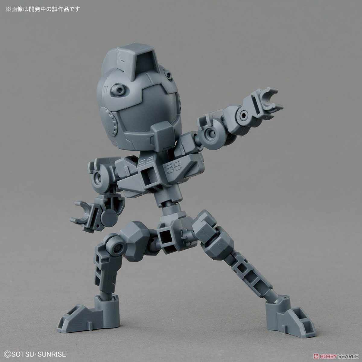 <font><b>Gundam</b></font> <font><b>BB</b></font> SDCS CS Mobile Suit Assemble Model Kits Action Figures Children's toys (38) image