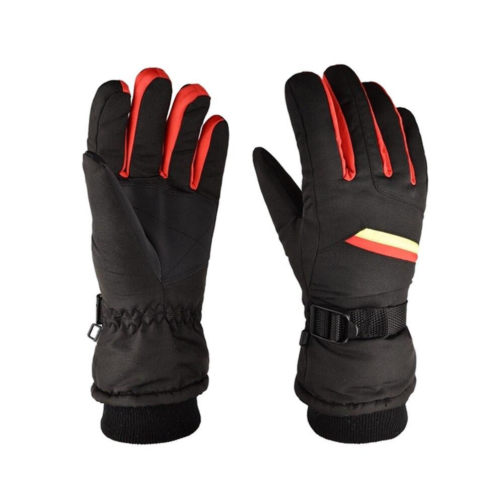 Winter Snowmobile Ski Gloves Men Women Waterproof Skiing Snowboarding Gloves Windproof Tatical Gloves Monden Dropshipping N5