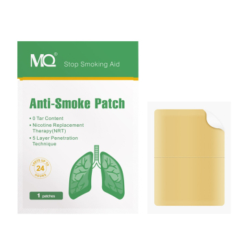 MQ Anti Smoke Patch 21mg Nicotine Patch Plaster Transdermal Fast Effective Stop Smoking Aid Support CE Approved Quit Smoking 1