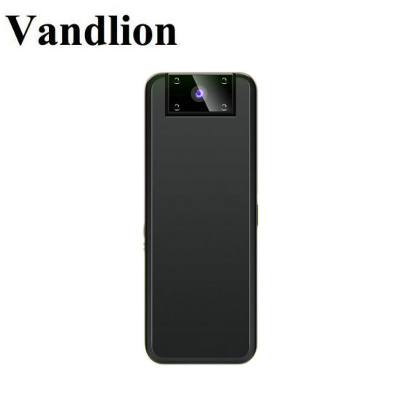 A8 Mini Camcorders HD 1080P Voice Recorder Photo Police Pen WIFI Camera Body Worn Sports Camera 128GB Motion Detection Recording title=